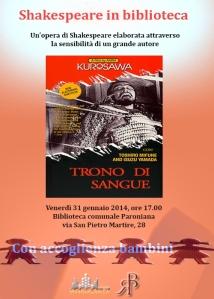 locandinaBiblioteca_ilTronoDiSangue_2014