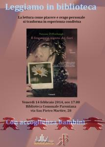 locandinaBiblioteca_IlLinguaggioSegretoDeiFiori_adulti_febbraio2014
